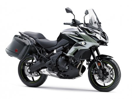 Kawasaki KLE650 VERSYS 650 LT ABS VERSYS 650 ABS LT 2019