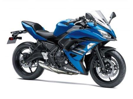 2018 Kawasaki Ninja 650 ABS -