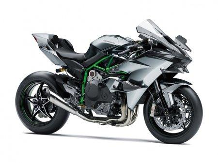 Kawasaki Ninja H2R  2019