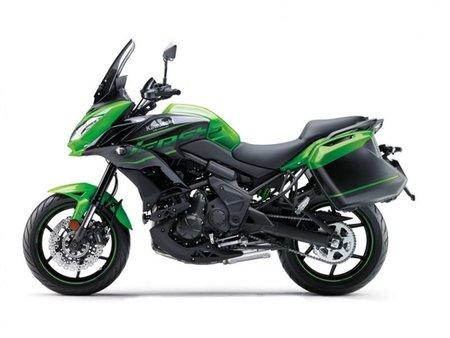 2017 Kawasaki Versys 650 ABS VERSYS 650 ABS LT SE