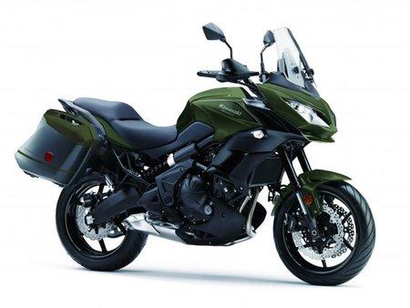 2018 Kawasaki Versys 650 ABS -