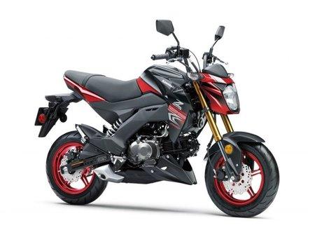 2018 Kawasaki Z125 Z125 PRO SE
