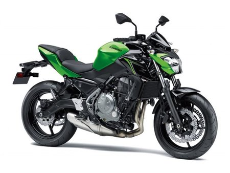 Kawasaki Z650 ABS - 2018