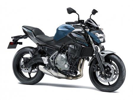 2019 Kawasaki Z650 ABS Z650 ABS