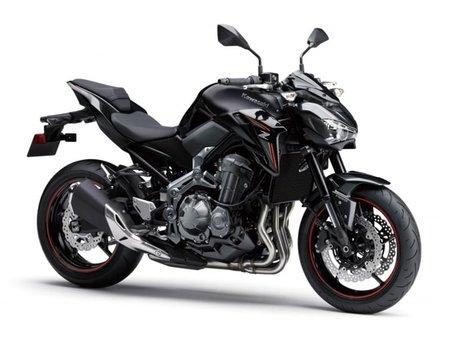 2018 Kawasaki Z900 No abs