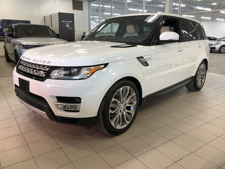 2017 Land Rover Range Rover Sport Td6 HSE