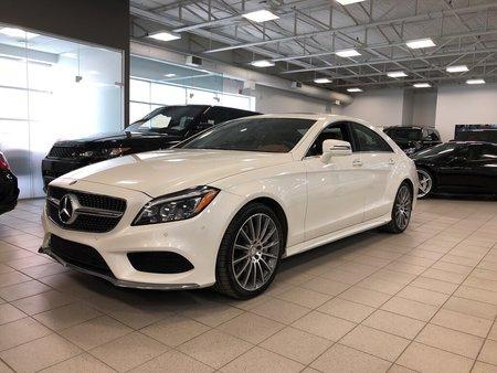 Mercedes-Benz CLS-Class 550 2016