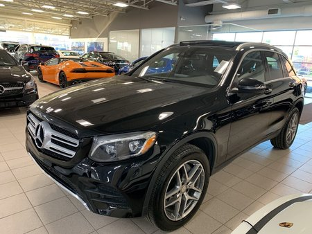 Mercedes-Benz GLC 300 VENDU/SOLD 2016