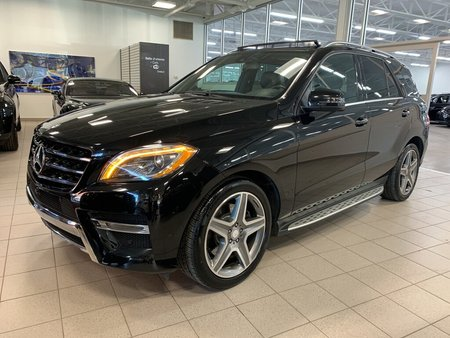 2014 Mercedes-Benz M-Class ML 350 BlueTEC VENDU/SOLD