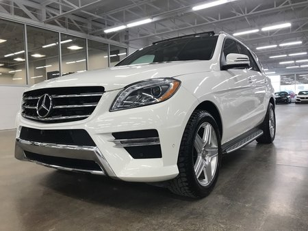 2015 Mercedes-Benz M-Class ML 350 BlueTEC VENDU/SOLD