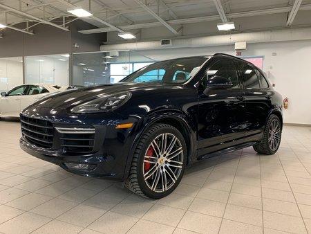 Porsche Cayenne GTS 2017