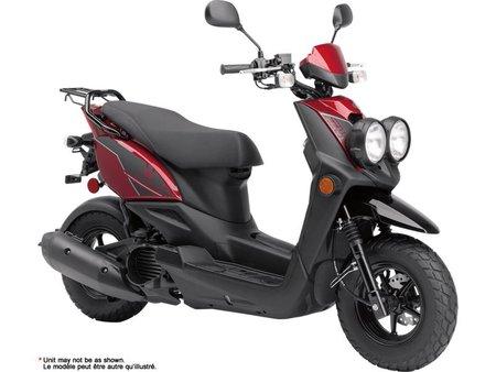 2018 Yamaha BWS 50 -