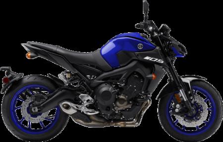 Yamaha MT-09 ABS 2019