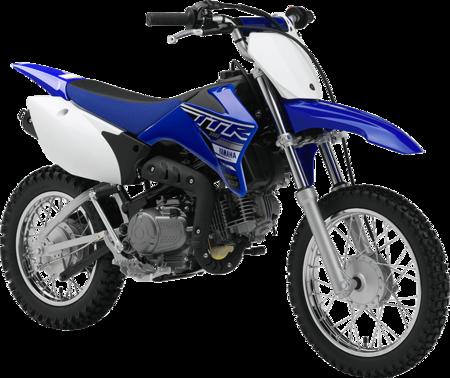 2019 Yamaha TT-R110E TT-R110EK