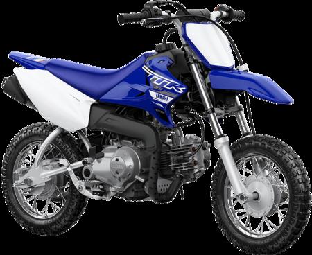 2019 Yamaha TT-R50E TT-R50EK