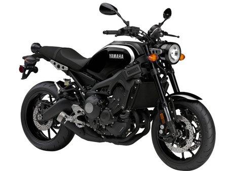 2018 Yamaha XSR900 -