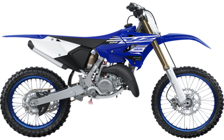2019 Yamaha YZ125KL