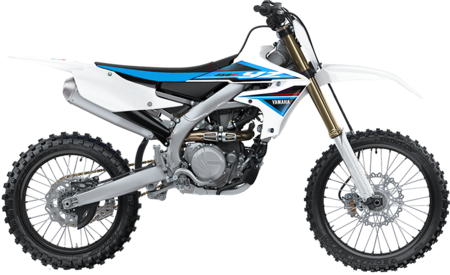 Yamaha YZ450FKW  2019