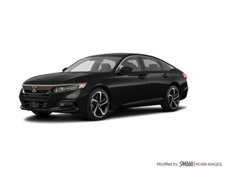 Honda Accord Sedan Sport 2019