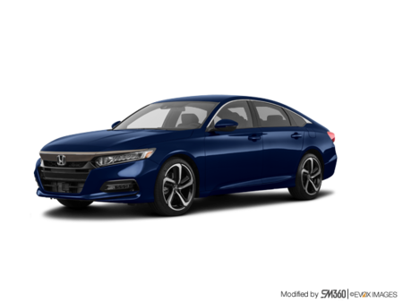 2019 Honda Accord Sedan Sport