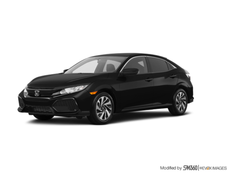 2019 Honda Civic Hatchback LX