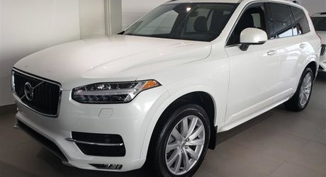 2018 Volvo XC90 T5 MOMENTUM VISION 4RM