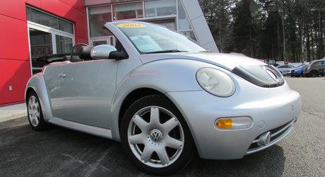Volkswagen Trois Rivieres >> Pre Owned Vehicles Grey Volkswagen New Beetle In Inventory For Sale