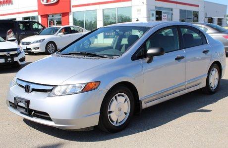 2008 Honda Civic Sdn DX-G