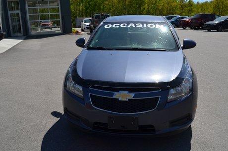 Chevrolet Cruze 2LT DÉMARREUR  PNEUS HIVER INCLUS 2014