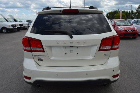 2014 Dodge Journey R/T AWD VOLANT BANC CHAUFFANT BLUETOOTH NAVIGATION