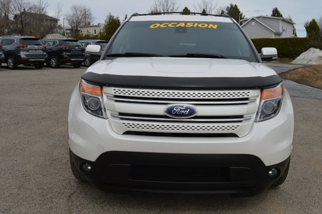2013 Ford Explorer LIMITED AWD 6 PASSAGERS, CUIR, TOIT, NAV, DVD