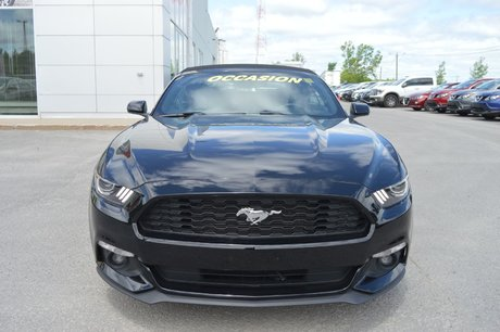 2016 Ford Mustang V6 CONVERTIBLE AUTOMATIQUE A/C