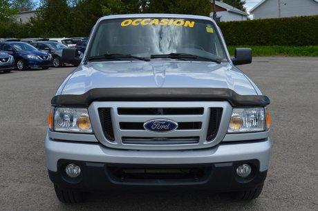 Ford Ranger SPORT KING-CAB V-6 4.0 LITRES 2010