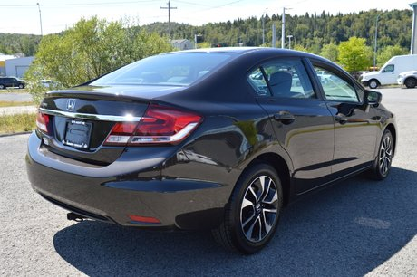 2014 Honda Civic Sedan EX AUTOMATIQUE JANTES EN ALLIAGE TOIT OUVRANT