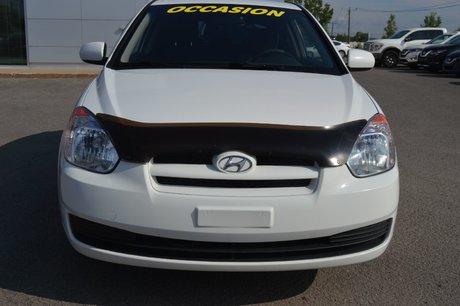 2011 Hyundai Accent L HATCHBACK 3 PORTES MANUELE MAGS