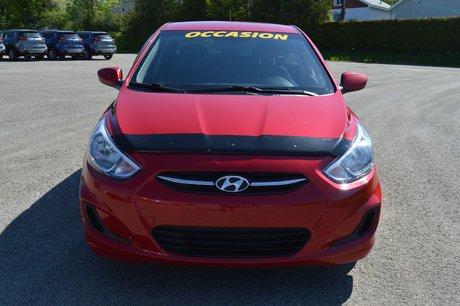 2015 Hyundai Accent GL AUTOMATIQUE HATCBACK BLUETOOTH SIÈGES CHAUFFANT
