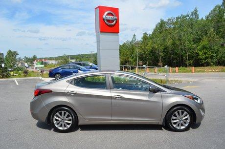 2014 Hyundai Elantra GLS AUTOMATIQUE A/C SIEGES CHAUFFANTS BLUETOOTH