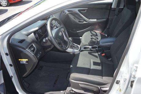 Hyundai Elantra GL BLUETOOTH A/C GR ELECTRIQUE SIÈGES CHAUFFANTS 2015