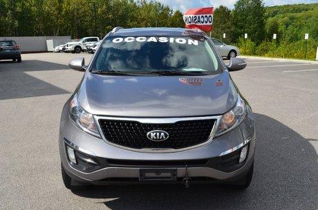 2014 Kia Sportage LX AUTOMATIQUE A/C AWD BLUETOOTH SIEGES CHAUFFANTS