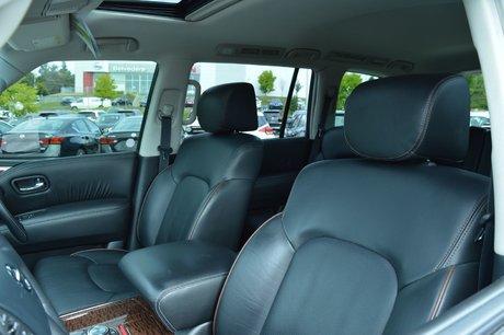 2017 Nissan Armada PLATINUM 7 PLACES DVD TOIT NAVI GARANTIE PROLONGÉE