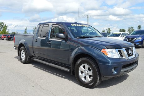 2013 Nissan Frontier SV CREW-CAB 4X4 PRIVILEGE MAGS HITCH CAMERA