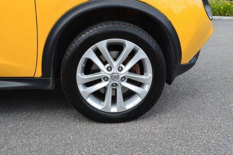 Nissan Juke SL AWD CUIR NAV SIEGES CHAUFFANT BLUETOOTH 2015