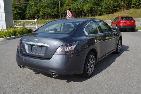 2013 Nissan Maxima V6 3.5L A/C CUIR BLUETOOTH BOSE SIEGES CHAUFFANT