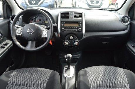 2015 Nissan Micra SV AUTOMATIQUE A/C GR. ÉLECTRIQUE CRUISE CONTROLE