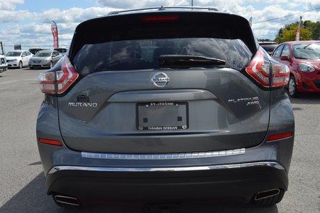 2015 Nissan Murano SL PLATINUM TOIT PANORAMIQUE CUIR NAVIGATION