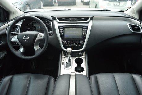 2017 Nissan Murano SL AWD TOIT PANORAMIQUE NAVIGATION