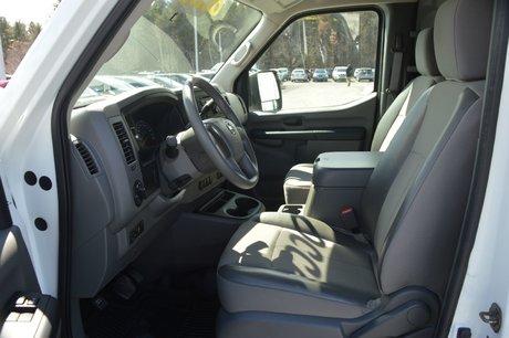 2017 Nissan NV 2500 S V6 HIGH ROOF A/C GR ELECTRIQUE CRUISE