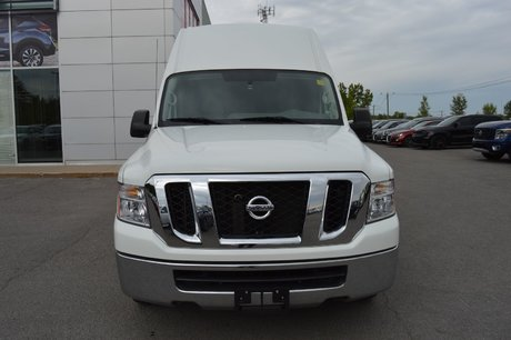 2017 Nissan NV 2500 SV V6 HIGH ROOF A/C  BLUETOOTH CAMERA RECUL