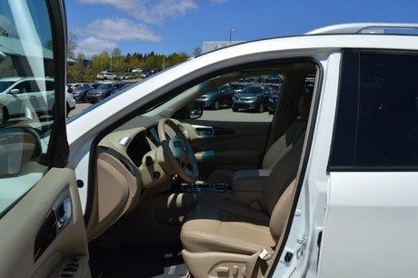 2015 Nissan Pathfinder PLATINUM AWD CUIR TOIT PANORAMIQUE GPS DVD