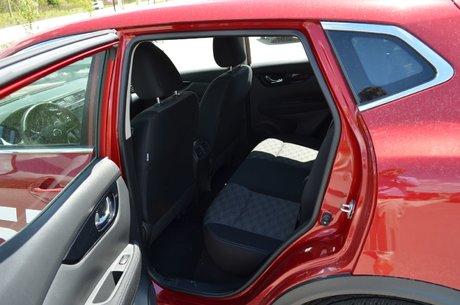 2018 Nissan Qashqai SV AWD VOLANT CHAUFFANT BLUETOOTH COMMANDE VOCALE